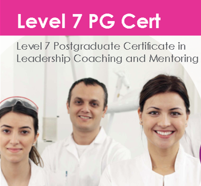 PG Certificate in Leadership Coaching & Mentoring